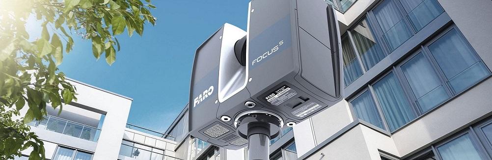 FARO ® Laser Scanner Focus3D