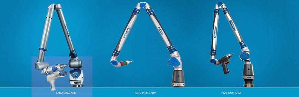 Измерительные руки - FARO Arm's