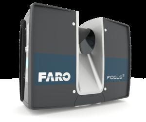FARO Focus S series