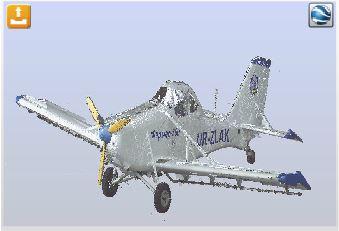 Самолет Фермер